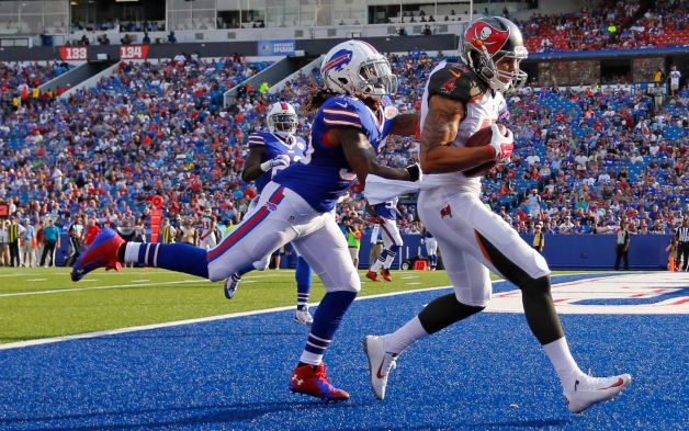 Bucs Show Improvement in Win Over Bills