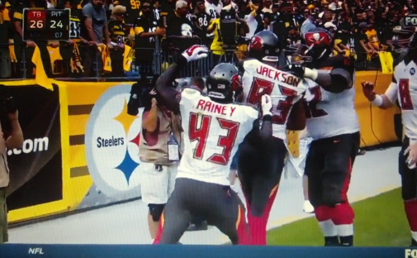 The Good, the Bad and the Ugly: Bucs Rally to Beat Steelers