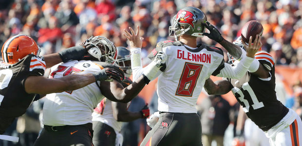 What Else is New: Bucs Lose (Again) to Browns