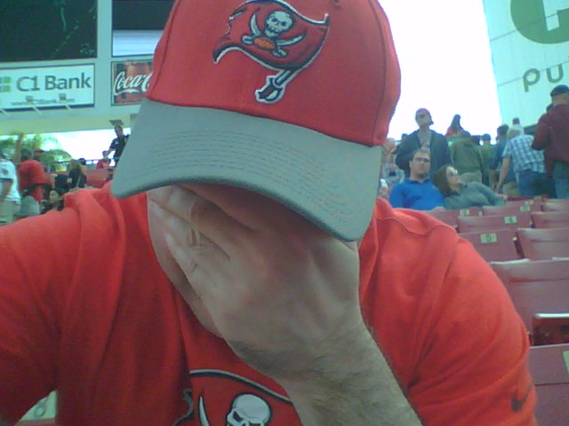 This Diehard Bucs Fan is So Glad The Season is Over