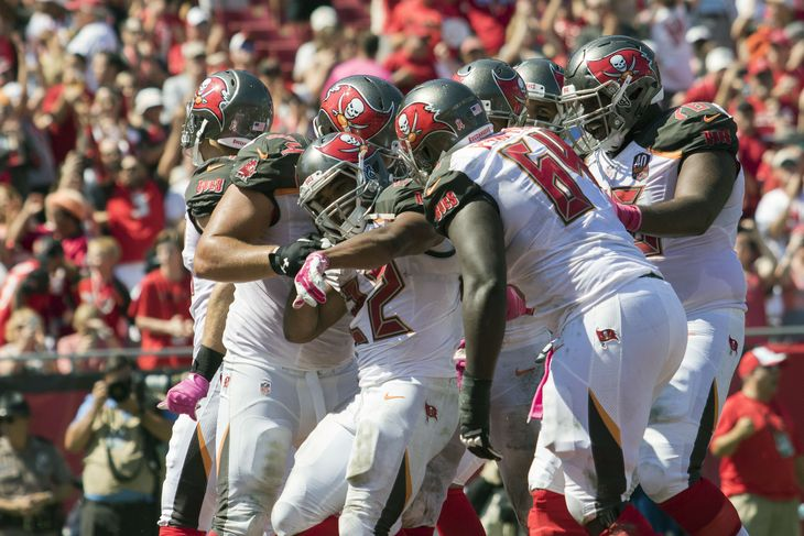 Monday Column: The Bucs at the Bye