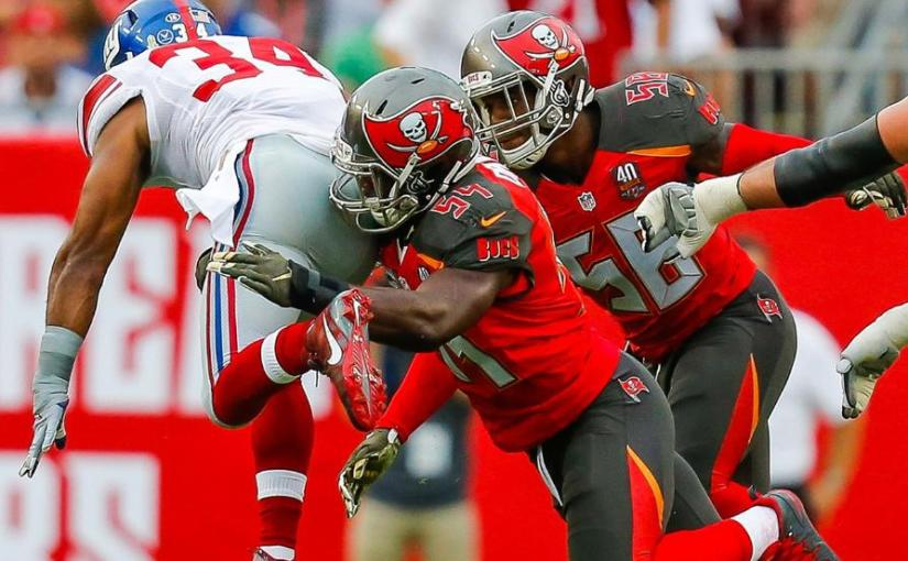 Monday Column: Tampa Bay's Defense Needs To Step It Up