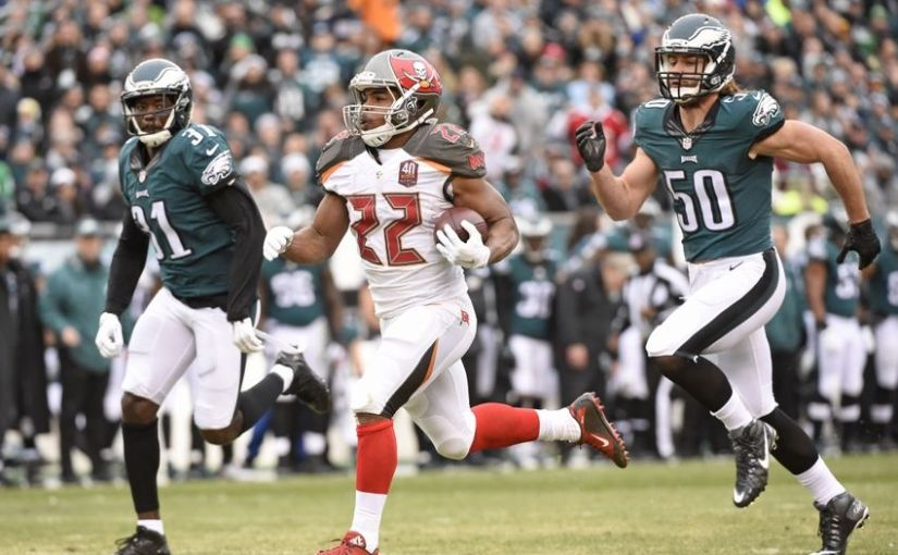 Monday Column: Doug Martin is Runnin' Wild