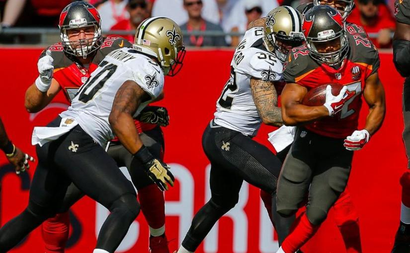 Ugh!  Bucs' Playoff Hopes Dashed By Saints