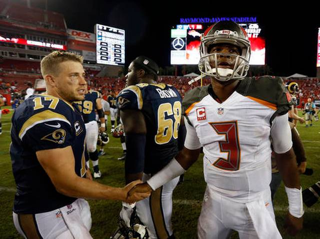 Things That Bugged Me About the Bucs' Loss to the Rams….