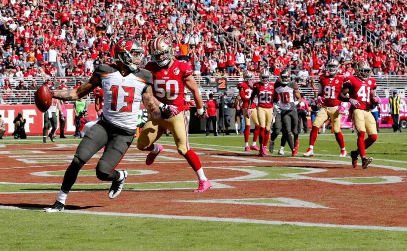 2 In a Row!  Bucs Beat the 49ers