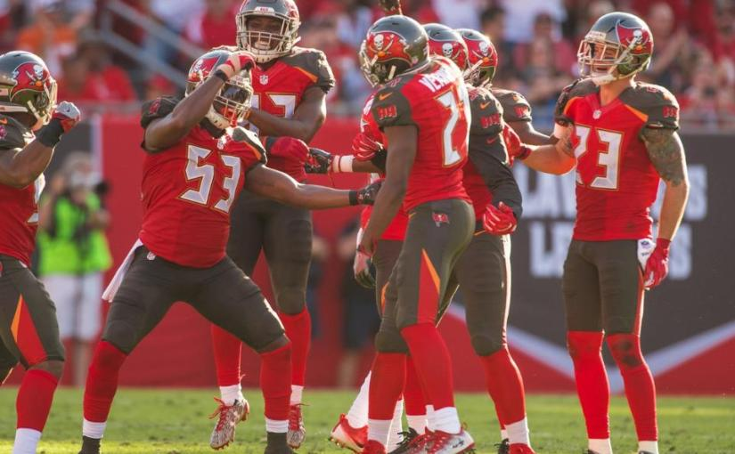 Bucs Go 9-7: First Winning Season Since 2010