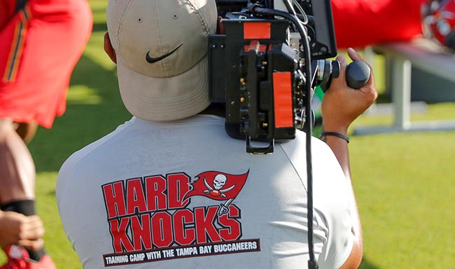 "The Bucs are Perfect for ""Hard Knocks"""