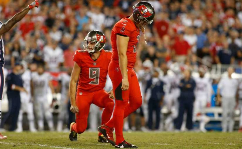 Plenty of Blame to Go Around For This Bucs' Loss