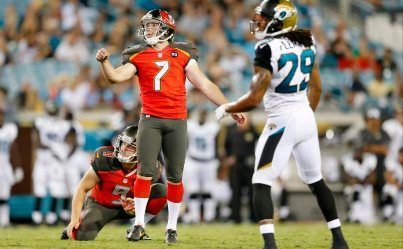 Can Murray Rescue the Bucs' Kicking Game?