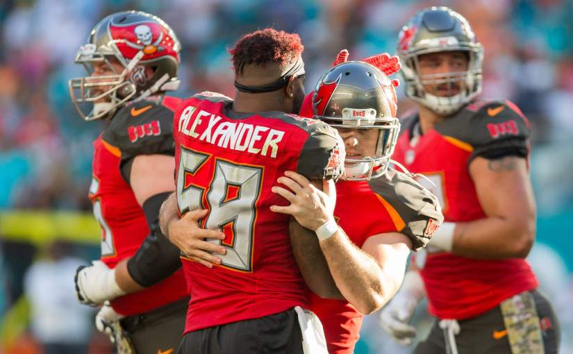 Bucs Win Again Thanks to Self-Destructing Dolphins