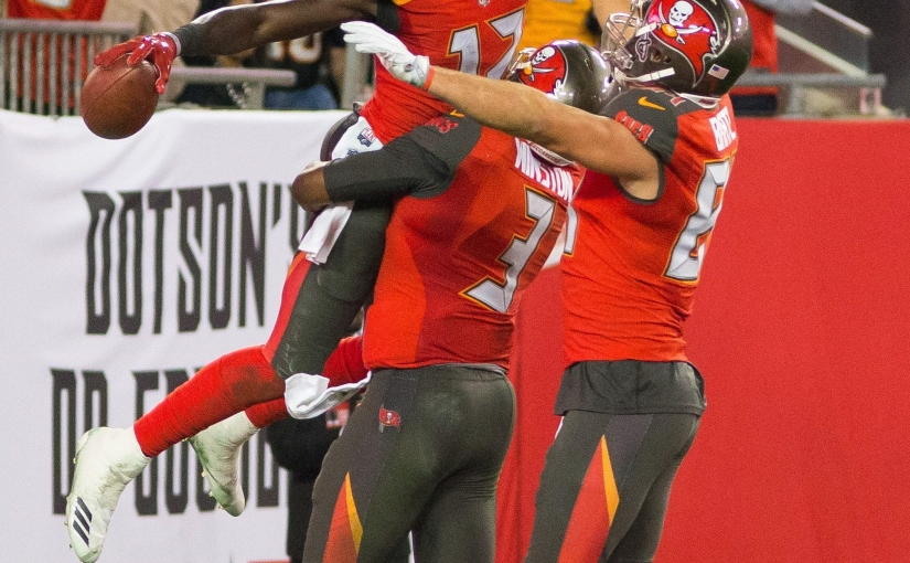 Yes!  Thank God(win) For One Last Bucs' Victory