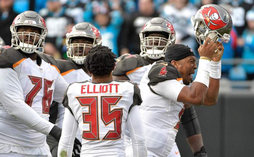 No Merry Christmas For the Bucs