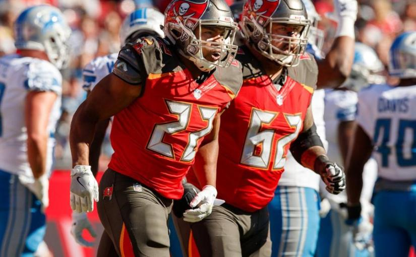 Doug Martin Done in Tampa Bay