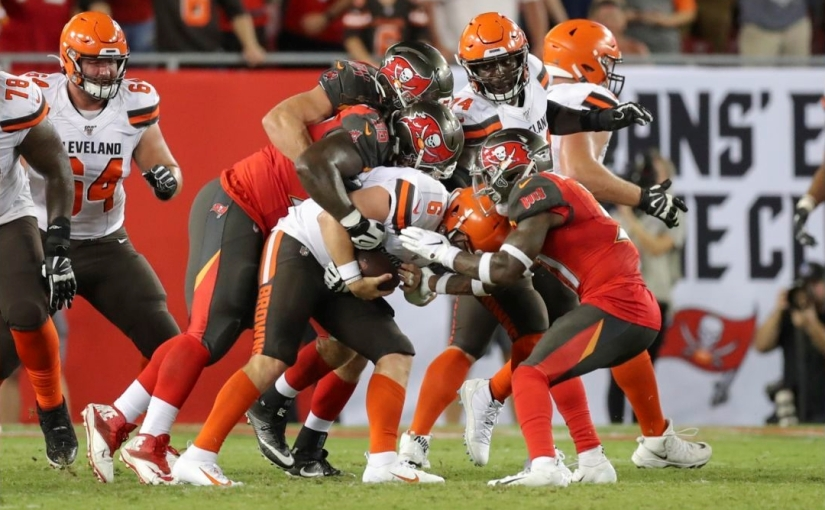 Some Thoughts on the Bucs' Third Preseason Game