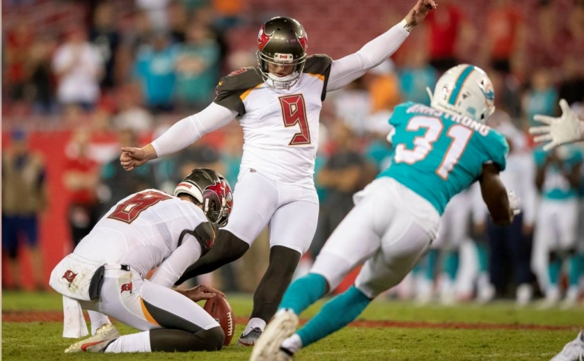 Some Thoughts on the Bucs' Second Preseason Game