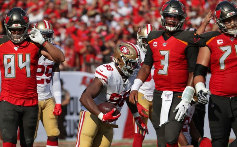 Bucs Lose To 49ers in Ugly Opener