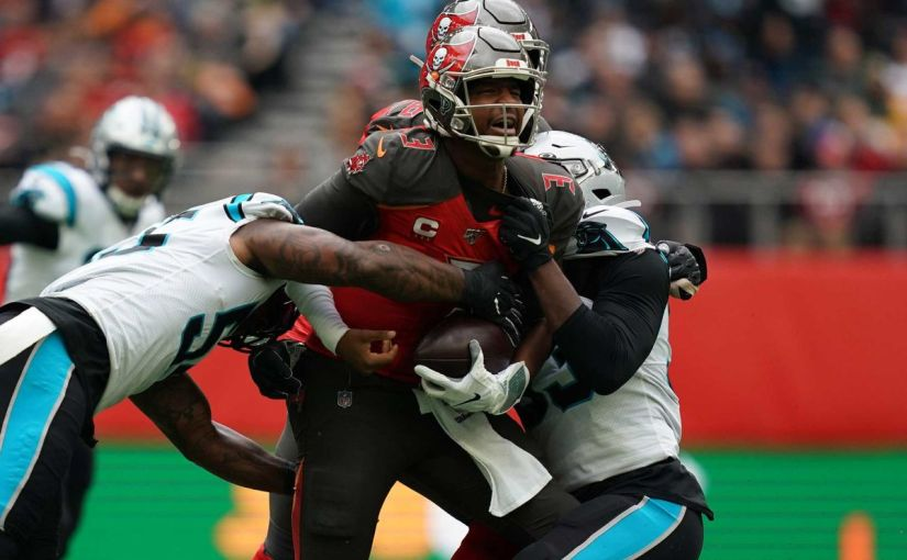Bucs Play Worst Game of 2019 in London