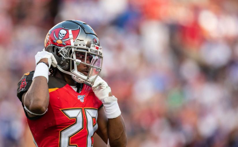 Bucs Release Former First-Round Pick Hargreaves