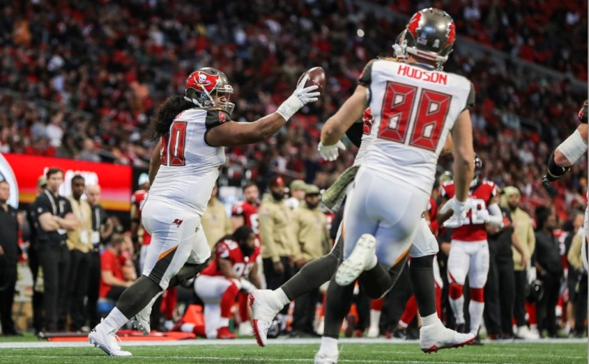 Bucs Come Up Big in Atlanta